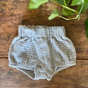 Other - Blue Linen Bloomers